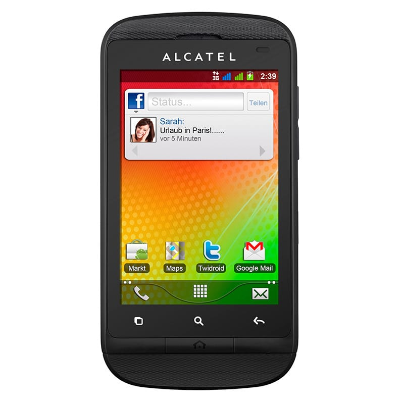Alcatel OT-918D One Touch