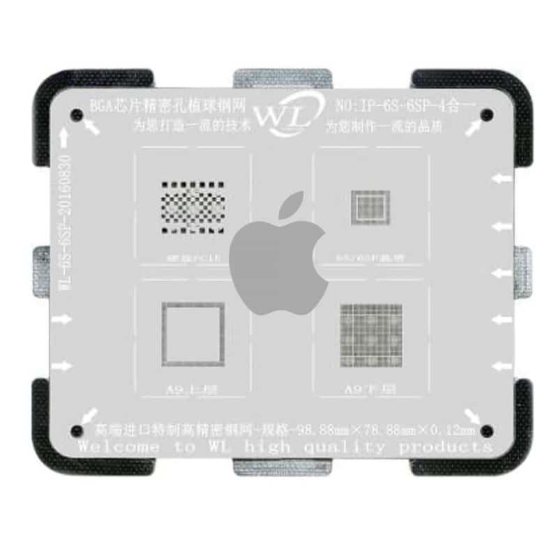 Apple BGA stencils