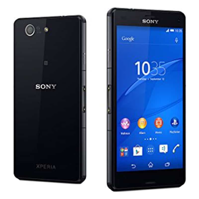 Xperia Z3 Compact Import D5833