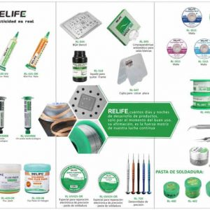 Relife Soldering Tools