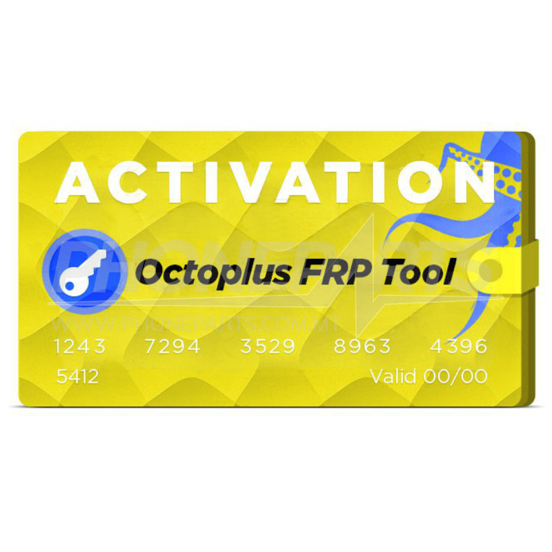 Octopus FRP Tool Activation | Phoneparts