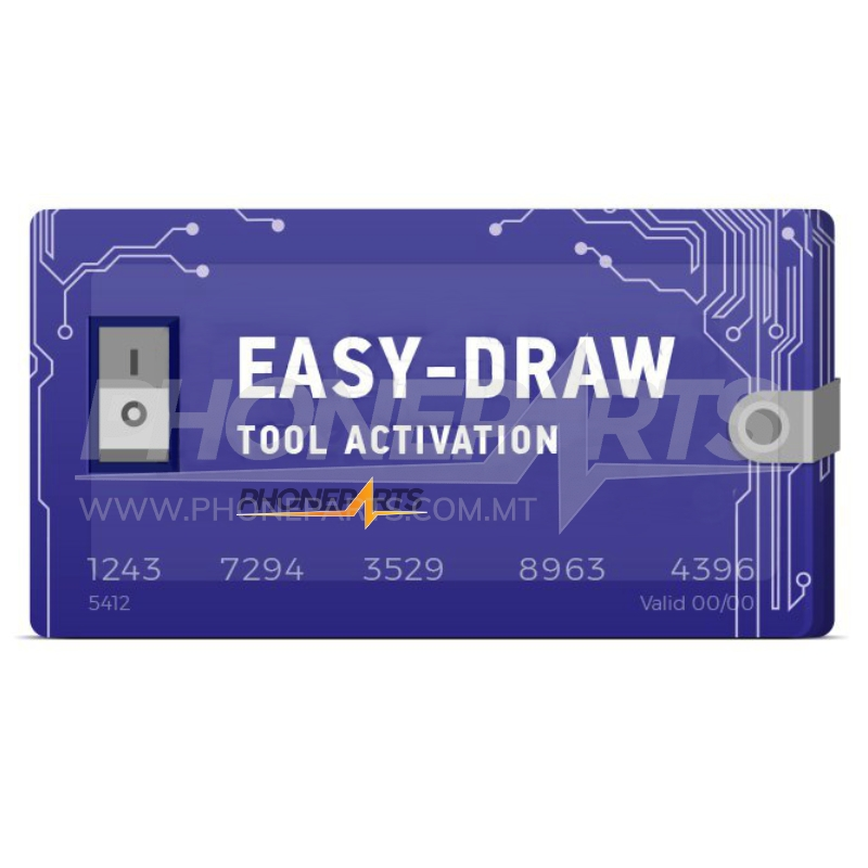 Easy Draw Tool 1 Year Activation Phoneparts