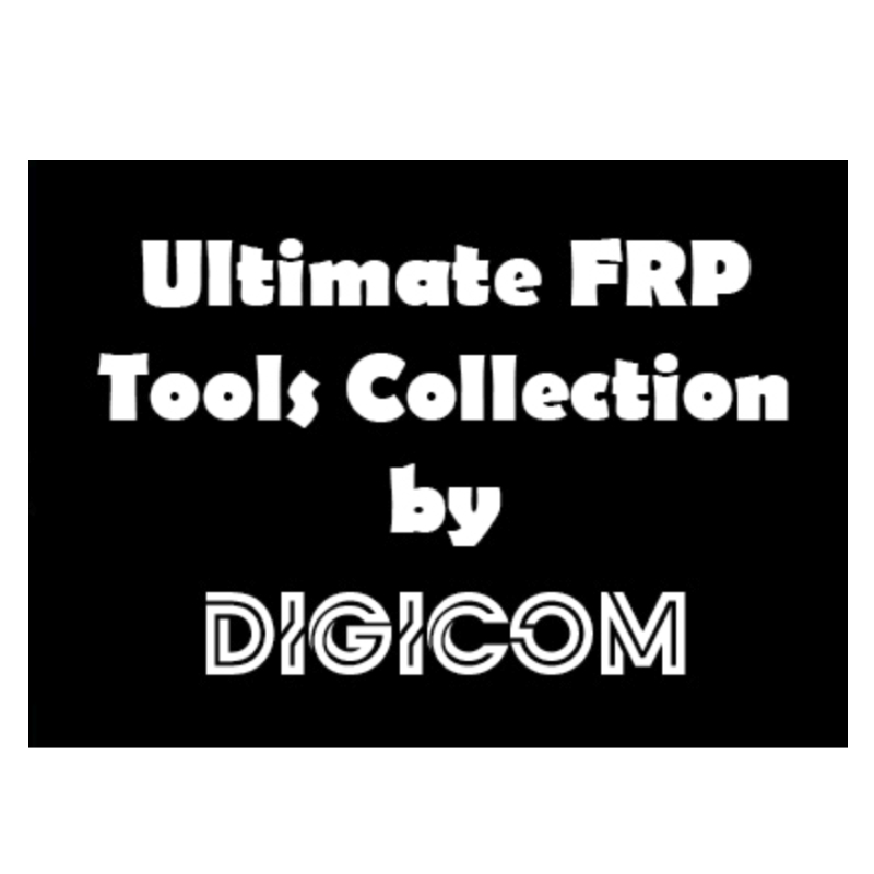 Ultimate FRP Tools Collection by DigiCom | Phoneparts