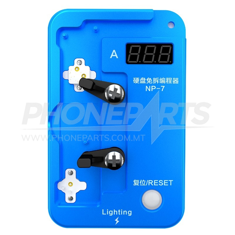 JC iPhone 7 Nand Non-removal programmer   Phoneparts